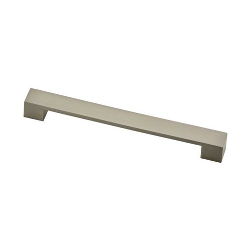 Liberty Hardware Stratford 7-9/16 Inch Center to Center Satin Nickel Cabinet Pull P28926-SN-C