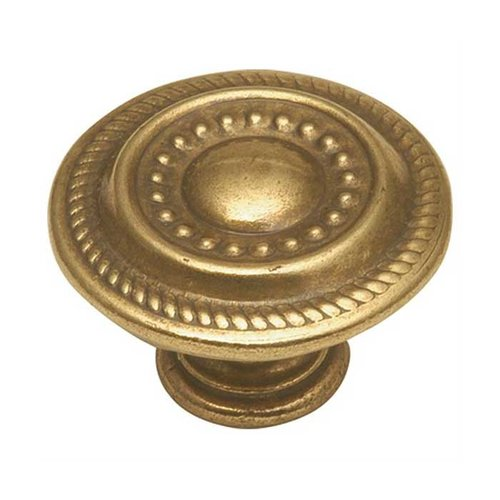 Hickory Hardware Manor House 1-1/4 Inch Diameter Lancaster Hand Polished Cabinet Knob P8196-LP