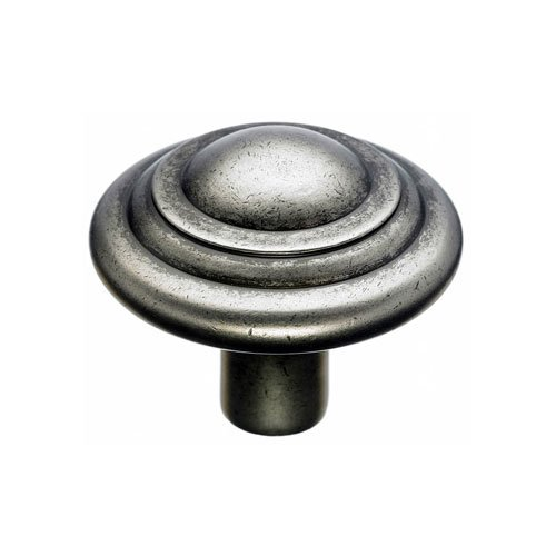 Top Knobs Aspen 1-3/4 Inch Diameter Silicon Bronze Light Cabinet Knob M1475