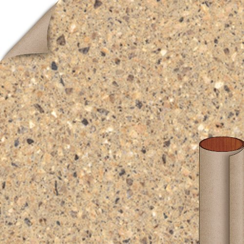 Nevamar House Rock Textured Finish 4 ft. x 8 ft. Countertop Grade Laminate Sheet RK4001-T-H5-48X096