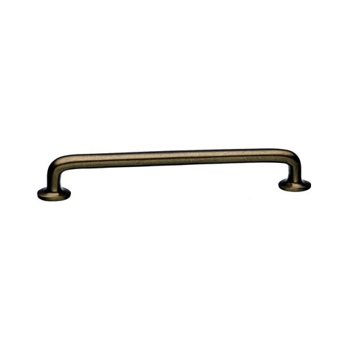 Top Knobs Aspen 9 Inch Center to Center Light Bronze Cabinet Pull M1396