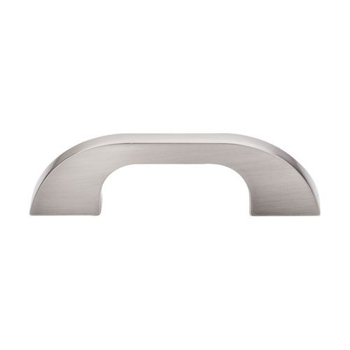 Top Knobs Sanctuary 3 Inch Center to Center Brushed Satin Nickel Cabinet Pull TK44BSN