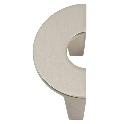 Atlas Homewares Roundabout 1-1/4 Inch Center to Center Brushed Nickel Cabinet Pull 353-BRN