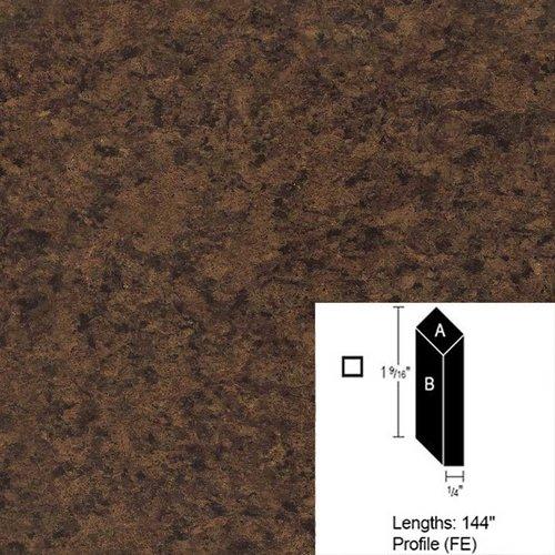 Wilsonart Bevel Edge - Milano Mahogany-12Ft CE-FE-144-4728-52