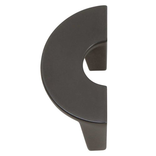 Atlas Homewares Roundabout 1-1/4 Inch Center to Center Modern Bronze Cabinet Pull 353-MB