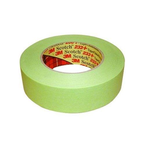 3m Scotch Performance Masking Tape 233 1 1 2 Inch X 55m