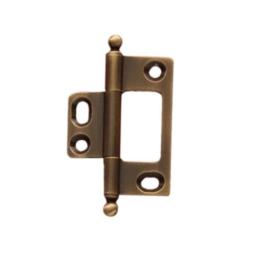 Elite Non-Mortised Butt Hinge 50X37mm - Antique Brass <small>(#351.95.182)</small>