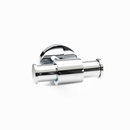 R. Christensen Pipe Dreams Robe Hook Polished Chrome 6110-3026-P