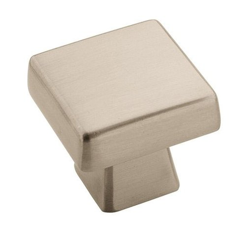 Amerock Blackrock 1-3/16 Inch Diameter Satin Nickel Cabinet Knob BP55271G10