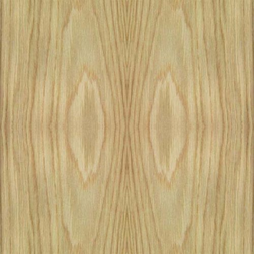 Veneer Tech White Oak Wood Veneer Plain Sliced PSA Backer 4' X 8'