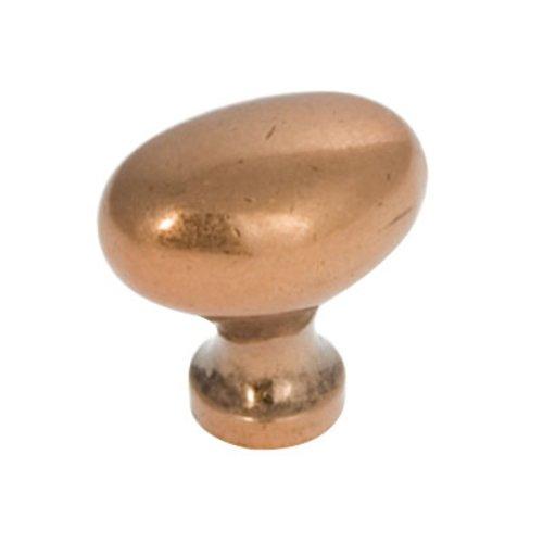 Hickory Hardware Williamsburg 1-1/4 Inch Length Antique Rose Gold Cabinet Knob P3054-ARG