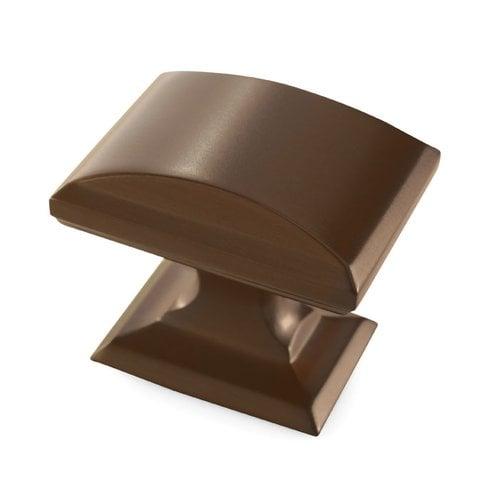 Amerock Candler 1-1/4 Inch Diameter Caramel Bronze Cabinet Knob BP29340CBZ