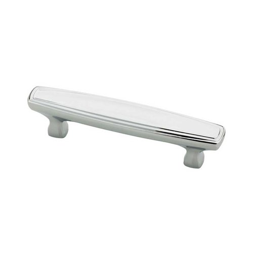 Liberty Hardware Ashtyn 3 Inch Center to Center Polished Chrome Cabinet Pull P22439-PC-C