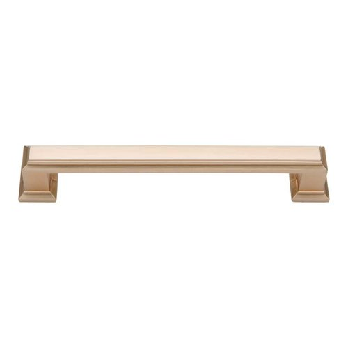Atlas Homewares Sutton Place 5-1/16 Inch Center to Center Champagne Cabinet Pull 292-CM