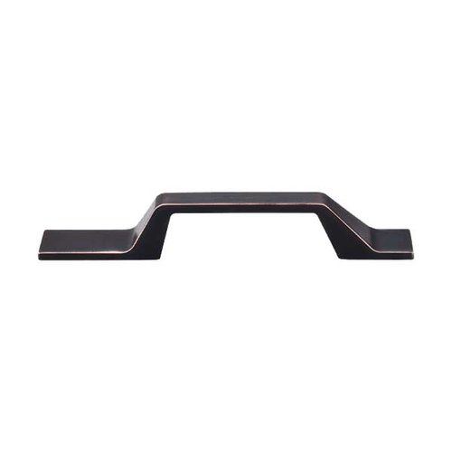 Top Knobs Sanctuary II 3-1/2 Inch Center to Center Tuscan Bronze Cabinet Pull TK270TB