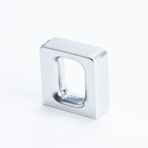 R. Christensen Dual 5/8 Inch Center to Center Polished Chrome Cabinet Pull 9313-1026-C