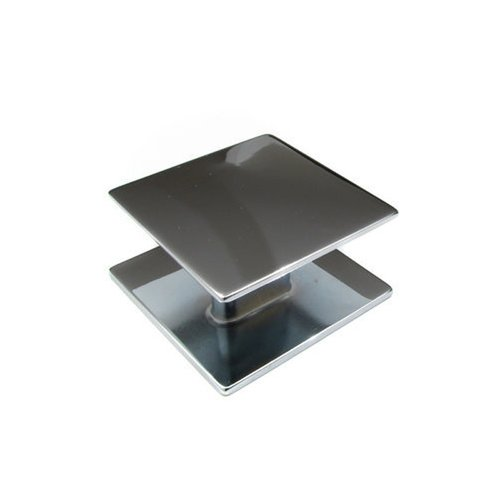 Richelieu Linea 5/8 Inch Center to Center Chrome Cabinet Pull 6216140