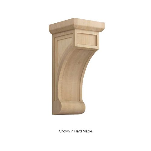 Large Shaker Corbel Unfinished Quarter Sawn Red Oak <small>(#01606003QS1)</small>