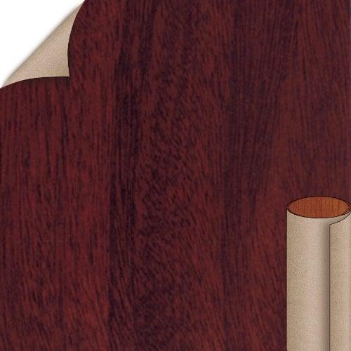 Nevamar Crest Mahogany Polished Velvet Finish 5 ft. x 12 ft. Countertop Grade Laminate Sheet W8343PV-PV-H5-60X144