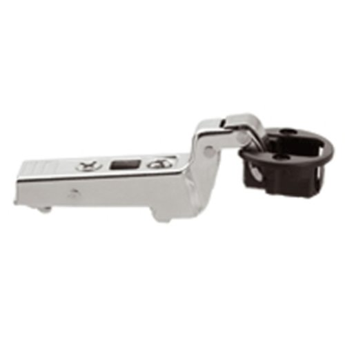 Blum Clip-top 94 Degree Glass Door Hinge Inset / Self-Closing 75T4300