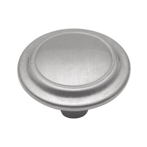 Hickory Hardware Eclipse 1-1/4 Inch Diameter Chromolux Cabinet Knob P413-CLX