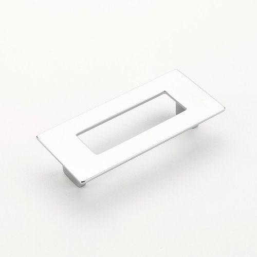 Schaub and Company Finestrino 3-3/4 Inch Center to Center Polished Chrome Cabinet Pull 444-26