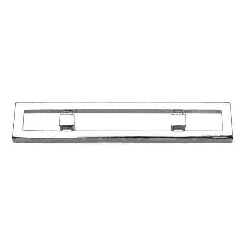 Atlas Homewares Nobu 3 Inch Center to Center Polished Chrome Cabinet Pull 262-CH