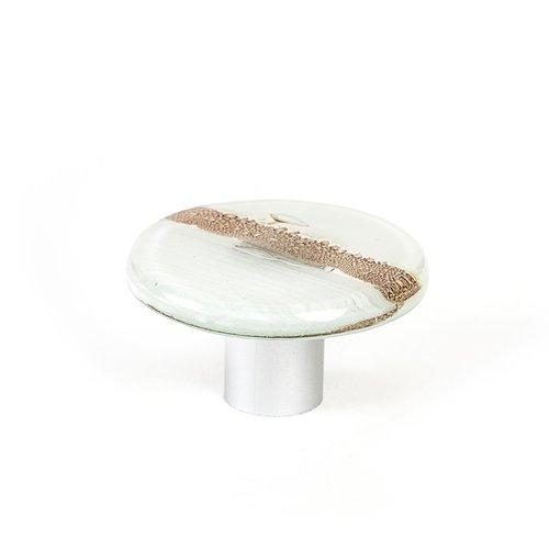 R. Christensen Shore 1-7/8 Inch Diameter Sandstone Cabinet Knob 9661-1000-C