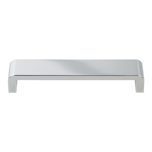 Platform Pull 160MM C/C Polished Chrome <small>(#A916-CH)</small>