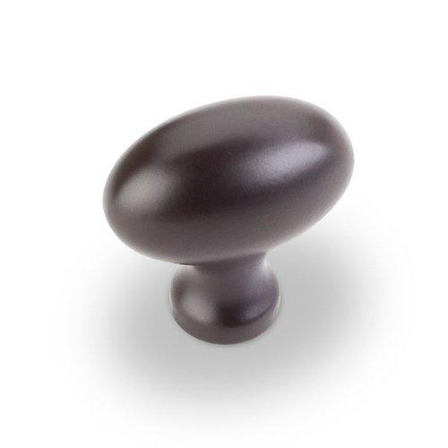 Jeffrey Alexander Lyon 1-9/16 Inch Diameter Oil Rubbed Bronze Cabinet Knob 3991ORB