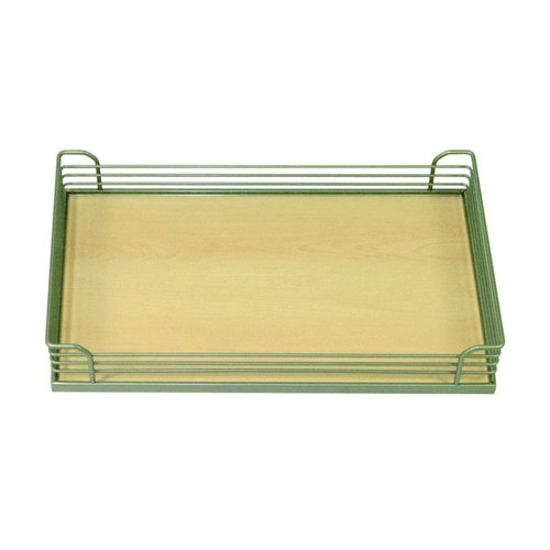 "Kessebohmer Arena Plus Chefs Pantry Back Tray Set 17-7/8"" W Champ/Maple 546.64.872"