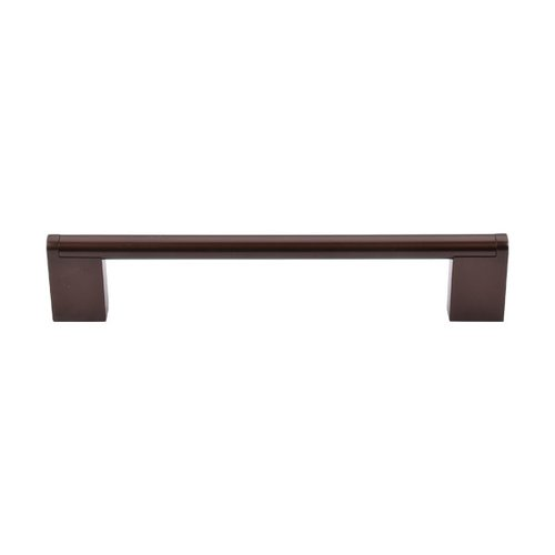 Top Knobs Bar Pull 6-5/16 Inch Center to Center Oil Rubbed Bronze Cabinet Pull M1071