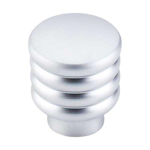 Top Knobs Sanctuary II 1 Inch Diameter Aluminum Cabinet Knob TK265ALU