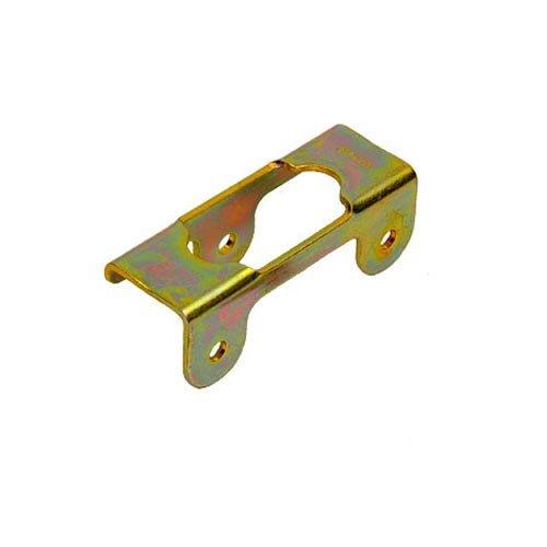 Johnson Hardware Saddle Bracket For 3/4 inch Doors 1023