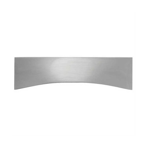 Metro Mod 3-3/4 Inch Center to Center Satin Nickel Cabinet Pull <small>(#P3619-SN)</small>
