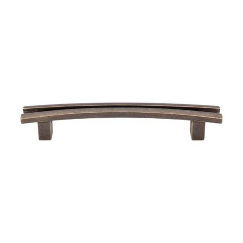 Sanctuary 5 Inch Center to Center German Bronze Cabinet Pull <small>(#TK86GBZ)</small>