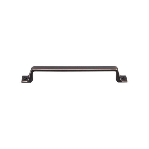 Top Knobs Barrington 6-5/16 Inch Center to Center Umbrio Cabinet Pull TK745UM