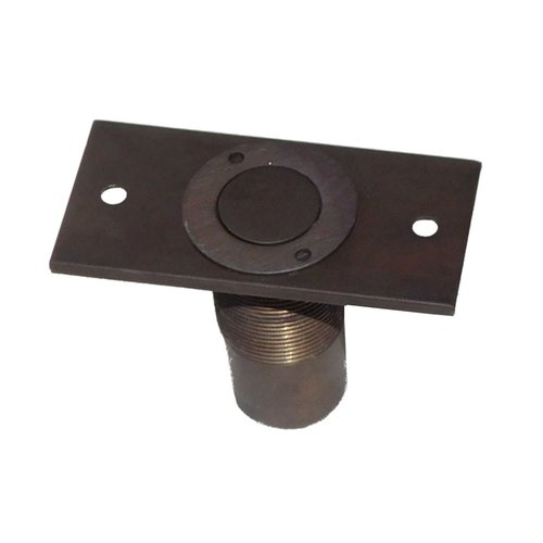 Dust Proof Strike 2-7/8 inch x 2-1/4 inch Oil Rubbed Bronze <small>(#1570-613)</small>