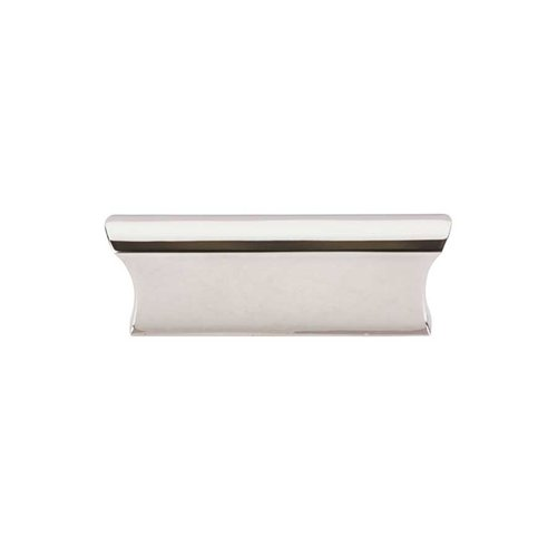 Top Knobs Mercer 2 Inch Center to Center Polished Nickel Cabinet Pull TK552PN