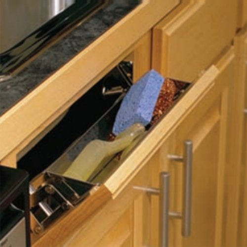 """Knape and Vogt Stainless Sink Tray 13"""" SF13W"""