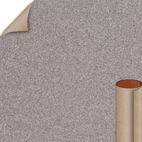 Nevamar Storm Grey Matrix Textured Finish 4 ft. x 8 ft. Countertop Grade Laminate Sheet MR6004T-T-H5-48X096