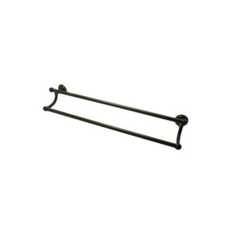 "R. Christensen 24"" Double Towel Bar Oil Rubbed Bronze 2122US10B"