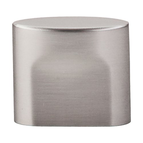 Top Knobs Sanctuary 3/4 Inch Center to Center Brushed Satin Nickel Cabinet Knob TK73BSN