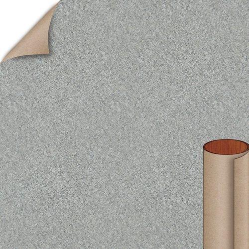 Arborite Gaspe Grey Granite Laminate Horizontal 4X8 French Polish P282-FP-A4-48X096