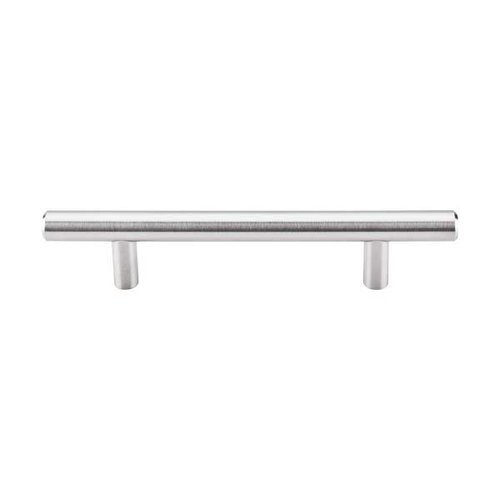Top Knobs SS304 Stainless Steel 3-3/4 Inch Center to Center Stainless Steel Cabinet Pull SS3