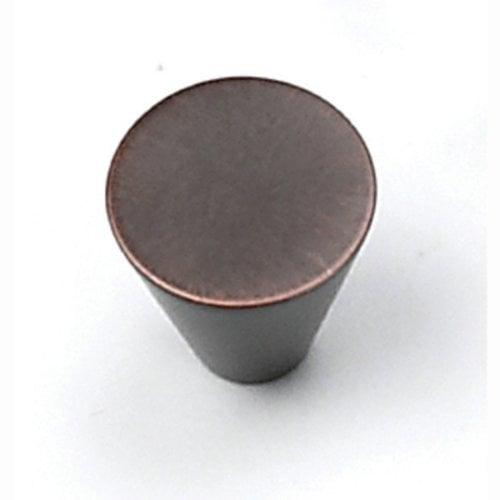 Laurey Hardware Delano 3/4 Inch Diameter Venetian Bronze Cabinet Knob 26077