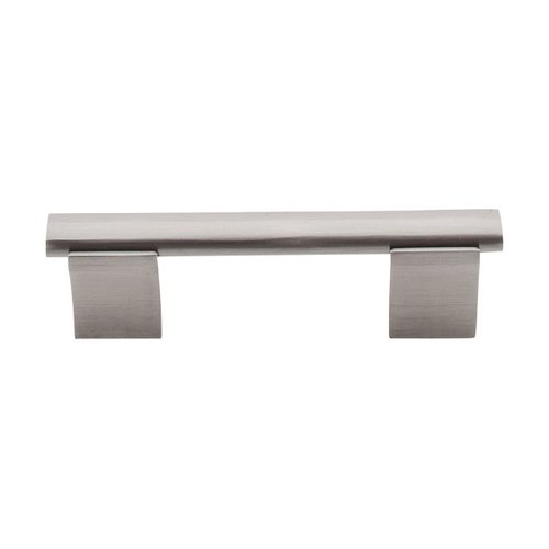 Top Knobs Bar Pull 3 Inch Center to Center Brushed Satin Nickel Cabinet Pull M1079