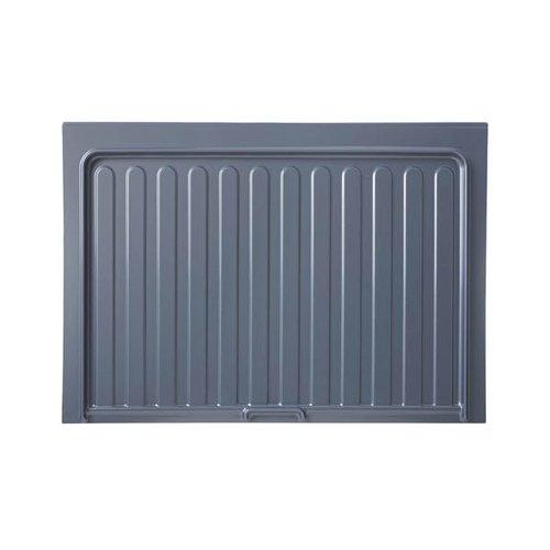 """Rev-A-Shelf Metallic Silver Drip Tray 34-1/2"""" W SBDT-3336-S-1"""