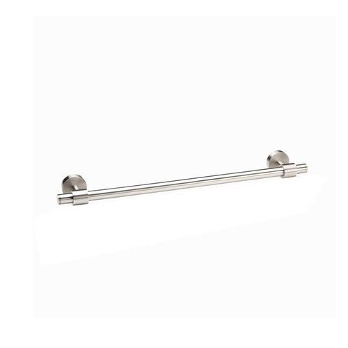 18 inch Single Towel Bar Brushed Nickel <small>(#6113-3BPN-P)</small>
