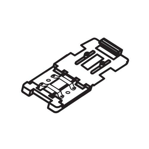 Hafele Loox LED Clip Connector for LED Strip Light 833.73.731